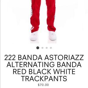 Men's kappa track pants